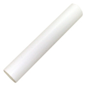 Satco 230900cm - 13cm White Candle Cover Candelabra Base