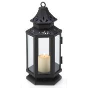 Black Stagecoach Lantern