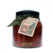 A Cheerful Giver Papa's Pumpkin Pie Papa Jar Candle, 1010ml