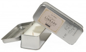 Paddywax Candles Library Collection Mark Twain Scented Travel Tin Soy Wax Candle