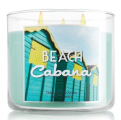 Bath and Body Works Beach Cabana Three Wick Scented Candle 430ml