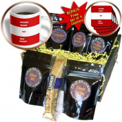 cgb_51461_1 Florene World Food Flags - Austrian Chefs - Coffee Gift Baskets - Coffee Gift Basket
