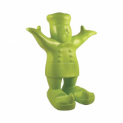 Make My Day Claude Cookbook Stand, Lime