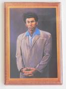 Kramer Painting Fridge Magnet