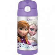 Thermos 350ml Funtainer Bottle, Frozen Purple