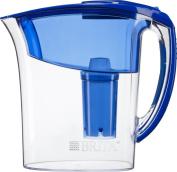 Brita Atlantis Water Philtre Pitcher, Blue, 6 Cup