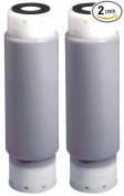 Aqua-Pure AP117 Universal Whole House filter Replacement Cartridge for Chlorine, Dirt and Rust Reduction, 2-Pack