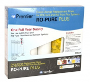 Premier Ro-Pure Plus Water Replacement filters