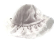 Angelina hat Girls knitted wide floppy brimmed hat