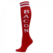 Red Lion Bacon Urban Word Sock