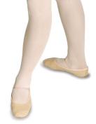 Roch Valley 'Ophelia' Leather Ballet Shoes Pale pink 1 UK / 33 EU