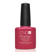 CND Shellac Power Polish - Modern Folklore Collection Fall 2014 - Rose Brocade - 0.25oz / 7.3ml