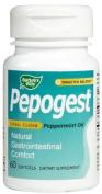 Nature's Way Pepogest (Peppermint Oil), 60 Softgels