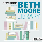Devotions from the Beth Moore Library Audio CD, Volume 1 [Audio]