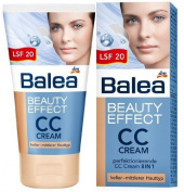 Balea CC Cream 8-in-1 Colour & Control Cream (Light Skin Tone) for Perfect Skin - 50ml