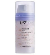 No7 Boots Beautiful Skin Hydration Mask for Dry/Very Dry Skin 100ml