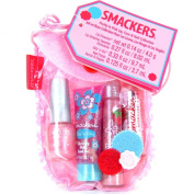 Lip Smacker Pretty In Pink Lip Face Nail Collection Set