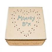 East of India Keepsake Memory Box - Baby / Memories / Bereavement / Family