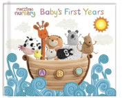 Marzipan Nursery Baby's First Years Album Record Book