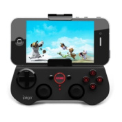 iPega Universal Wireless Bluetooth 3.0 Game Controller Gamepad Joypad for Apple iOS iphone 5 4 4S ipad 4 3 2 new mini ipod Android Phone HTC one x for Samsung Galaxy S3 2 Note 2 N7100 N8000 Tablet Google nexus 18cm 25cm PC - Digi4u