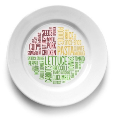 The Healthy Portion Plate Colour By The Healthy Portion