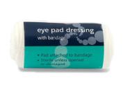 Reliance Medical Eye Pad Dressing with Bandage