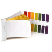 160 pH Indicator Test Strips