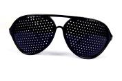 Pinhole Stenopeic Glasses for Eyesight Improvement