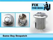 Roca Dual Flush Button Short D2D New Style Half Moon push button only Short Button 822043201