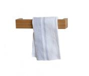 Wireworks Arena 28 cm Hand Towel Rail, Beige
