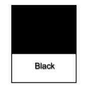 Luxury Plain Dyed Poly Cotton Base Valance Sheet Pleated Sheet Size King Colour Black