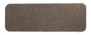 Hug Rug Dirt Trapper Door Mat Runner 80 x 150cm - Coffee