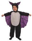 Toddler Boys Fancy Dress| Bat Suit - Toddler Halloween Costume