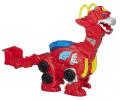 Hasbro Transformers Playskool Heroes Rescue Bots Heatwave Dino Figure