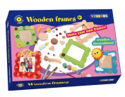 Playbox Craft Set Wooden Frames