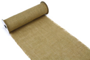 Kel-Toy Burlap Roll For DIY Table Runners, 36cm by 10-Yard, Natural