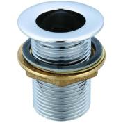 Central Brass 0112-AL Overflow Socket Drain