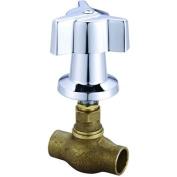 Central Brass 0607-C3/4 Tile Stop Valve