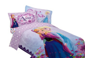 Disney Frozen Celebrate Love Comforter- Full Size