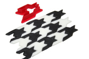 Houndstooth Cookie Cutter