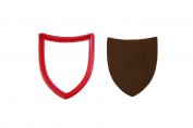Knight's Shield Cookie Cutter