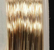 Gold Filled 28 Gauge 14/20 Jewellery Wire Soft 2nd-thinnest 0.03cm