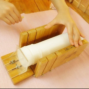 NEW Multi-function Practical Wooden Soap Cutter Soap Making Tools Pro.