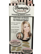 Bumpits Snaps Hair Volumizing Leave-in Inserts,Light/Dark Blonde Lifts Hair at Roots for Natural Volume