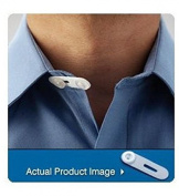 Collar Extender Shirt Button 3pc Expands 1/2 Size