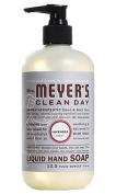 Mrs. Meyer's Clean Day Hand Soap Liquid, 12.5-Fluid Ounce Bottles (Pack of 6),6,Lavender