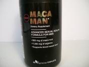 GNC Maca Man 60 Vegetarian Capsules