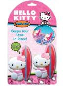 Hello Kitty Beach Towel Clips