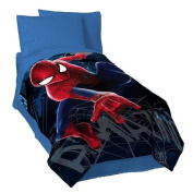 Marvel Spiderman Slash Blanket