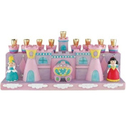 The Princess and Castle Menorah
